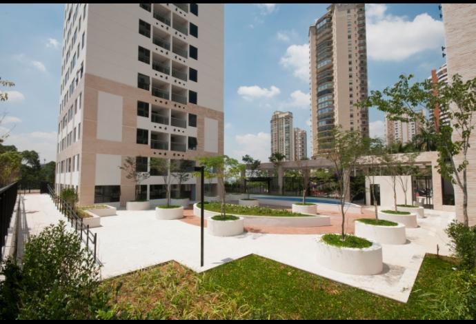 Apartamento de 3 dormitórios à venda em Panamby, São Paulo